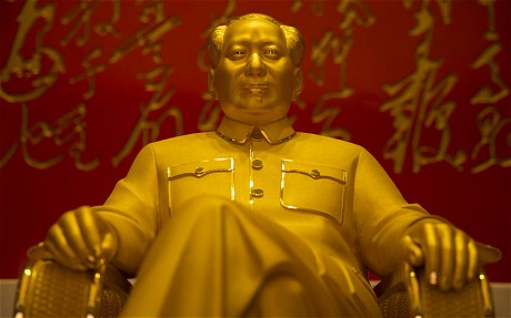 Mao statue adam dean the tetegraph 2774938c