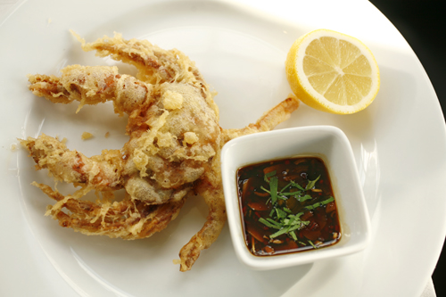 London soft shell crab 2222