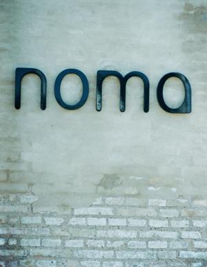 Noma az első helyen