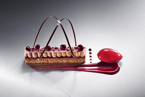 Csokoládé délice – Abinao, feketeribizli és ibolya