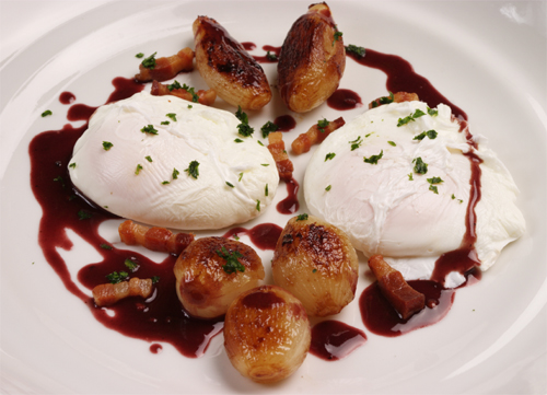 Burgundi marharagu – Thomas Keller receptje