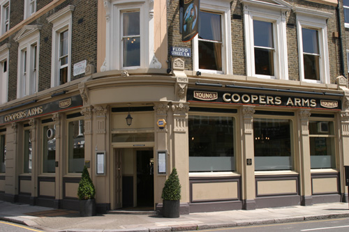 London coopers kicsi