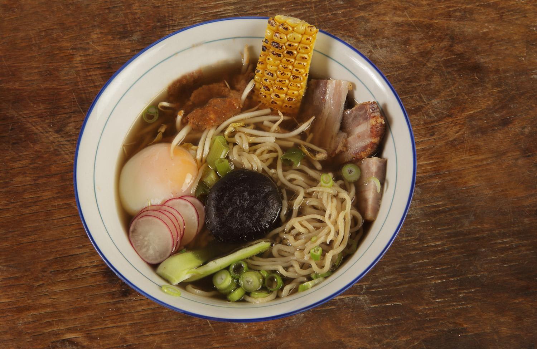 Japán nemzeti konyhája - Gabonafélék