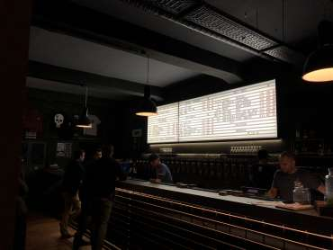 Óda a semmihez – BrewDog Budapest